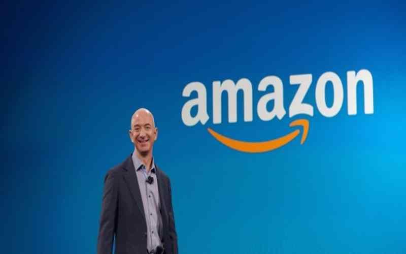 nové logo Jeff Bezos