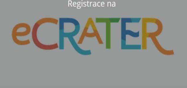 ecrater registrace