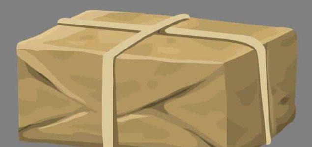 proclení zásilky ze zahraničí