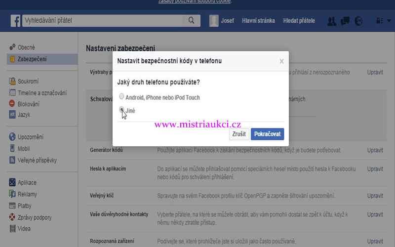 zabezpečení-FB