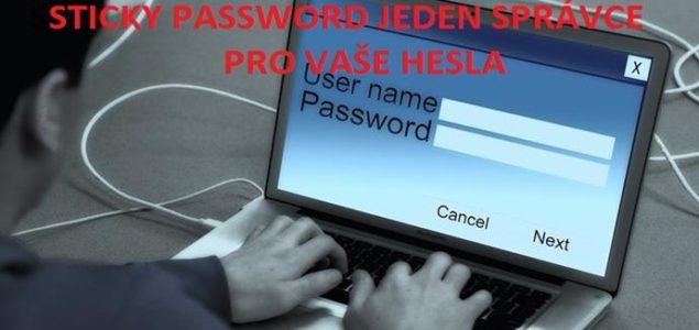správce hesel
