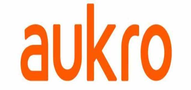 aukro nové logo