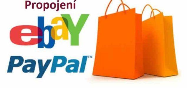 propojení ebay a paypalu