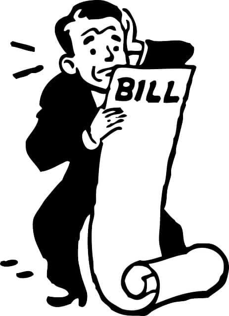 výpis účtu z banky