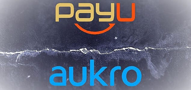 Aukro končí s PayU