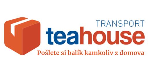 Teahouse transport přeprava zásilek